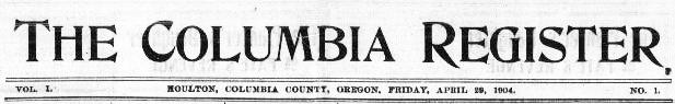 The Columbia Register