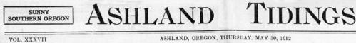 Ashland Tidings