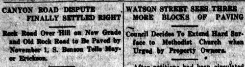 1919 - BT - Roads Grow