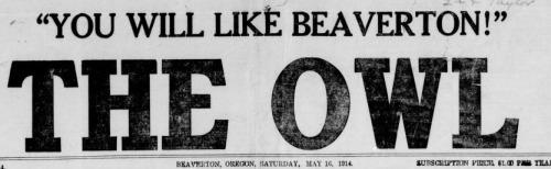 You Will Like Beaverton